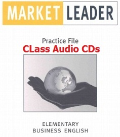 Market Leader Elementary 1st Edition Practice File Class Audio CDs