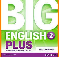 Big English Plus 2 Class Audio CDs