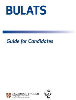 BULATS - Guide for Candidates