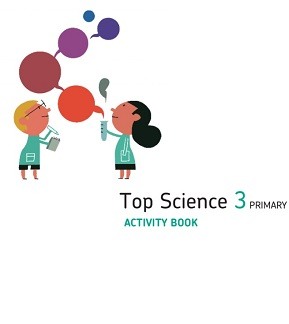 Top Science 3 Primary Activity Book - CLIL