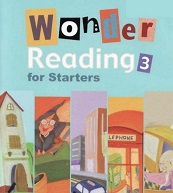 Wonder Reading for Starters 3