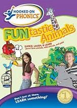 Hooked on Phonics 2010 - Fun tastic Animals Hooked On Pets