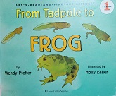 Lets Read and Find Out Science Stage 1 - From Tadpole to Frog