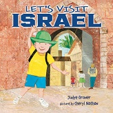 Lets Visit Israel by Judye Groner