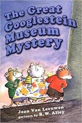 The Great Googlestein Museum Mystery by Jean Van Leeuwen