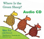 Where Is the Green Sheep Audio CD