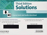 Solutions 3rd Elementary Tests Pack