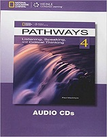 Pathways 4 Listening Speaking and Critical Thinking Class Audio CDs