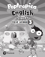 Poptropica English Islands 3 Test Audio