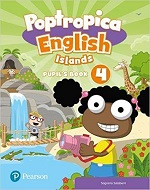 Poptropica English Islands 4 Pupils Book