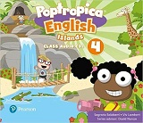 Poptropica English Islands 4 Class Audio CDs