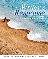 The Writers Response A Reading-Based Approach to Writing 6th Edition