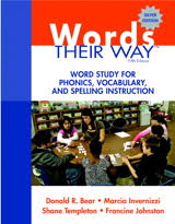 Words Their Way Word Study for Phonics Vocabulary and Spelling Instruction 5th Edition