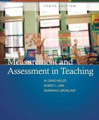 Measurement and Assessment in Teaching 10th Edition