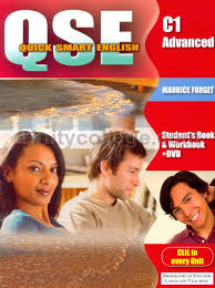 QSE Quick Smart English C1 Advanced Students Book and Workbook
