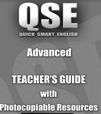 QSE Quick Smart English C1 Advanced Teachers Guide