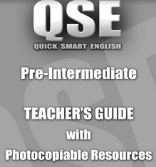 QSE Quick Smart English Pre-lntermediate Teachers Guide