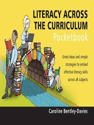 Literacy Across the Curriculum Pocketbook by Caroline Bentley Davies