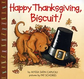 Biscuits Holiday Celebrations - Happy Thanksgiving Biscuit