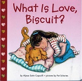 Biscuits Holiday Celebrations - What is Love Biscuit