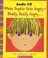 When Sophie Gets Angry Really Really Angry Audio CD