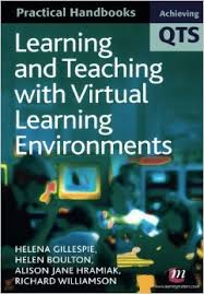 Learning And Teaching With Virtual Learning Environments - Achieving QTS Series