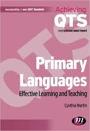 Primary Languages Effective Learning and Teaching - Achieving QTS Series