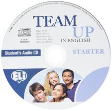 Team Up in English Starter Class Audio CDs