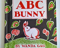 The Abc Bunny Audio by Wanda Gag