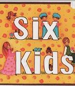 Phonics Practice Readers Series A set 1 Book 3 - Six Kids