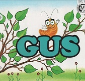 Phonics Practice Readers Series A set 1 Book 5 - Gus