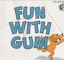 Phonics Practice Readers Series A set 1 Book 6 - Fun with Gum