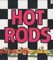 Phonics Practice Readers Series A set 1 Book 8 - Hot Rods