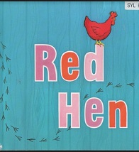 Phonics Practice Readers Series A set 1 Book 9 - Red Hen