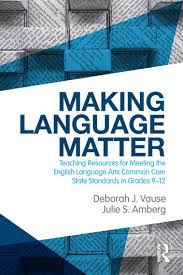Making Language Matter by Deborah J Vause and Julie S Amberg