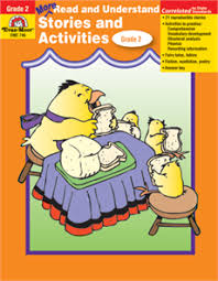 More Read and Understand Stories and Activities Grade 2