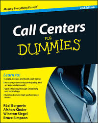 Call Centers For Dummies 2nd Edition
