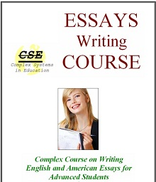 Essays Writing Course Complex Course on Writing English and American Essays for Advanced Students