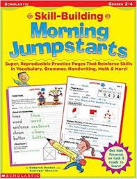 Scholastic Skill-Building Morning Jumpstarts