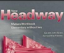 New Headway Matura Workbook Elementary