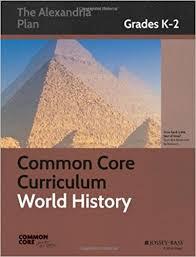 Common Core Curriculum World History Grades K-2 The Alexandria Plan