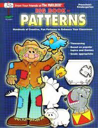 Big Book of Patterns PreSchool - Kindergarten
