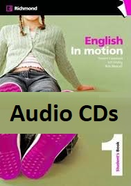English in Motion 1 Audio CDs