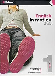 English in Motion 1 Workbook