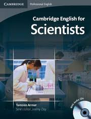 Cambridge English for Scientists Students Book