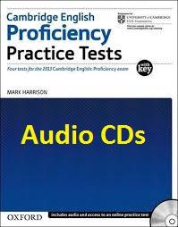 Cambridge English Proficiency Practice Tests 2013 Audio CDs by Mark Harrison