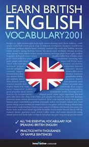Learn British English Vocabulary 2001