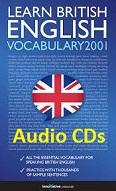 Learn British English Vocabulary 2001 Audio CDs