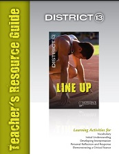 District 13 - Line Up Teachers Resource Guide
