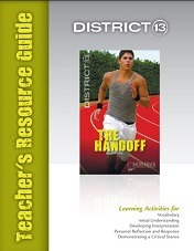 District 13 - The Handoff Teachers Resource Guide